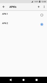 Sony Xperia XA2 Ultra - Internet - handmatig instellen - Stap 19