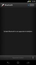 Sony LT30p Xperia T - Bluetooth - koppelen met ander apparaat - Stap 7