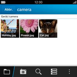 BlackBerry Q5 - MMS - Erstellen und senden - Schritt 13