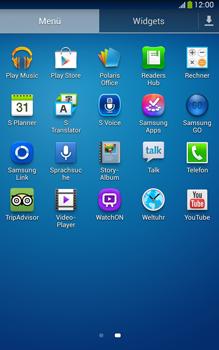 Samsung Galaxy Tab 3 8-0 LTE - Apps - Nach App-Updates suchen - Schritt 3