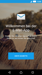 Sony Xperia M4 Aqua - E-Mail - Konto einrichten - 0 / 0