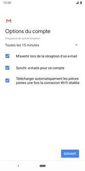 Google Pixel 3 - E-mails - Ajouter ou modifier votre compte Yahoo - Étape 11