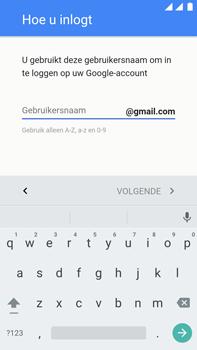 OnePlus 3 - Applicaties - Account instellen - Stap 13