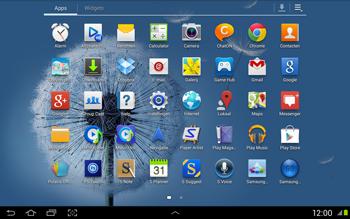 Samsung N8020 Galaxy Note 10-1 LTE - Bluetooth - Headset, carkit verbinding - Stap 3