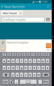Samsung N915FY Galaxy Note Edge - MMS - Erstellen und senden - Schritt 12