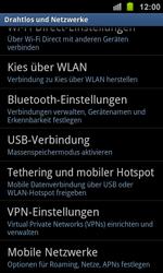 Samsung Galaxy Ace 2 - Netzwerk - Netzwerkeinstellungen ändern - 5 / 8