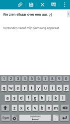 Samsung A500FU Galaxy A5 - E-mail - hoe te versturen - Stap 19