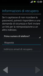 Sony Xperia J - Applicazioni - Configurazione del negozio applicazioni - Fase 14