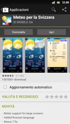 Sony Xperia S - Applicazioni - Installazione delle applicazioni - Fase 17