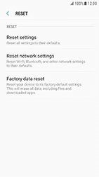 Samsung Galaxy Xcover 4 - Device - Factory reset - Step 7