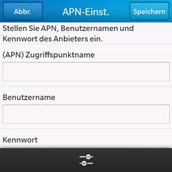 BlackBerry Q10 - Internet - Apn-Einstellungen - 8 / 21