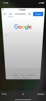 Apple iPhone 12 mini - internet - hoe te internetten - stap 11