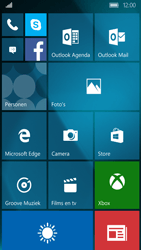 Acer Liquid M330 - SMS en MMS - Ziggo Mobiel ondersteunt geen MMS - Stap 1