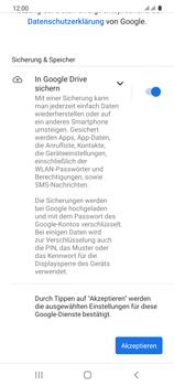 Samsung Galaxy S20 5G - Apps - Einrichten des App Stores - Schritt 19