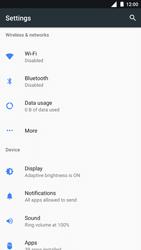 Nokia 8 - WiFi and Bluetooth - Setup Bluetooth Pairing - Step 4