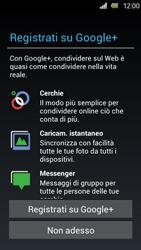 Sony Xperia U - Applicazioni - Configurazione del negozio applicazioni - Fase 10