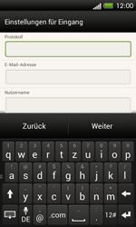 HTC One SV - E-Mail - Manuelle Konfiguration - Schritt 8