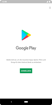 Google Pixel 3 - Apps - Konto anlegen und einrichten - 4 / 22