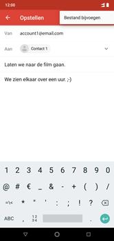 Nokia 7-1-dual-sim-ta-1095 - E-mail - Bericht met attachment versturen - Stap 10