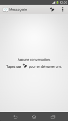Sony D2303 Xperia M2 - MMS - envoi d'images - Étape 3