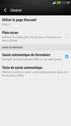 HTC One Mini - Internet - configuration manuelle - Étape 22