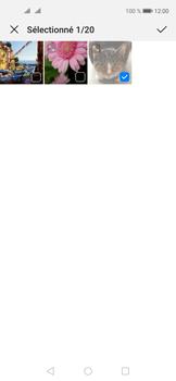 Huawei Nova 5T - E-mails - Envoyer un e-mail - Étape 15