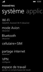 Nokia Lumia 530 - Réseau - utilisation à l'étranger - Étape 7