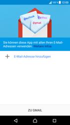 Sony F3111 Xperia XA - E-Mail - Konto einrichten (gmail) - Schritt 6