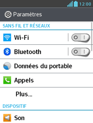 LG E430 Optimus L3 II - Bluetooth - connexion Bluetooth - Étape 6