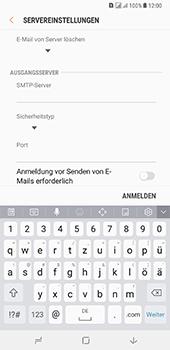 Samsung Galaxy A8 Plus (2018) - E-Mail - Konto einrichten - Schritt 15