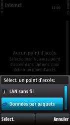 Nokia X6-00 - Internet - configuration manuelle - Étape 10