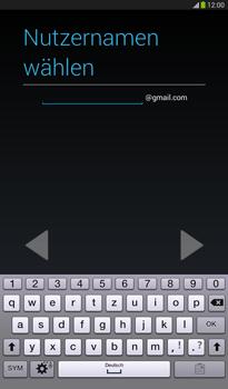 Samsung T211 Galaxy Tab 3 7-0 - Apps - Konto anlegen und einrichten - Schritt 8