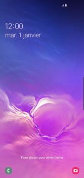 Samsung Galaxy S10 - Téléphone mobile - Comment effectuer une réinitialisation logicielle - Étape 5