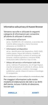 Huawei P30 Pro - Internet e roaming dati - Uso di Internet - Fase 4
