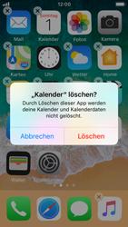 Apple iPhone 5s - Apps - Löschen und wiederherstellen von vorinstallierten iOS-Apps - 4 / 13