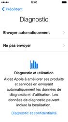 Apple iPhone 5 (iOS 8) - Premiers pas - Créer un compte - Étape 38