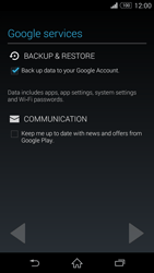 Sony Xperia Z3 Compact - Applications - Setting up the application store - Step 13