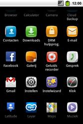 Alcatel OT-991 Smart - MMS - handmatig instellen - Stap 3
