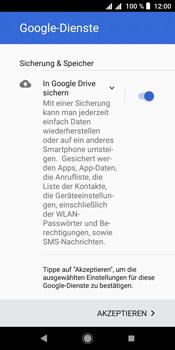Sony Xperia L3 - Apps - Konto anlegen und einrichten - Schritt 20