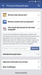 Samsung Galaxy S7 - Privacy - Privacy instellingen van Facebook aanpassen - Stap 28