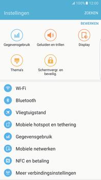 Samsung Samsung Galaxy S6 Edge+ (Android M) - internet - data uitzetten - stap 4