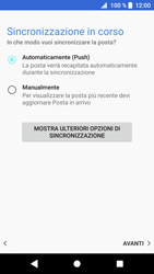 Sony Xperia XZ1 Compact - E-mail - 032c. Email wizard - Outlook - Fase 13