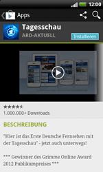 HTC Sensation XL - Apps - Herunterladen - 7 / 22