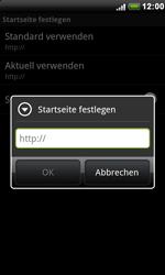 HTC S510e Desire S - Internet - Manuelle Konfiguration - Schritt 16
