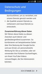 Samsung Galaxy J5 - Apps - Konto anlegen und einrichten - 13 / 20