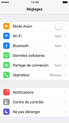 Apple iPhone SE - iOS 10 - Internet - Configuration manuelle - Étape 3