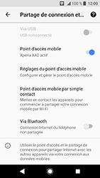 Sony Xperia XA2 - Internet et connexion - Partager votre connexion en Wi-Fi - Étape 13