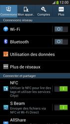 Samsung Galaxy S 4 Mini LTE - Réseau - Sélection manuelle du réseau - Étape 4
