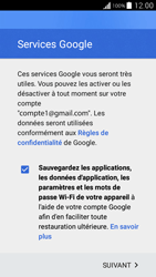 Samsung G530FZ Galaxy Grand Prime - E-mail - Configuration manuelle (gmail) - Étape 14