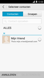 Huawei Ascend Y550 - E-mail - E-mail versturen - Stap 6